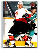 2007-08 Upper Deck #48 Matthew Lombardi Flames