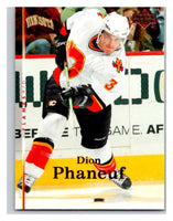 2007-08 Upper Deck #49 Dion Phaneuf Flames