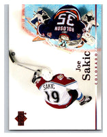 2007-08 Upper Deck #54 Joe Sakic Avalanche