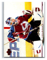 2007-08 Upper Deck #58 Peter Budaj Avalanche