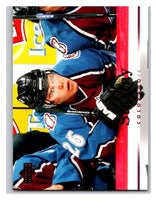 2007-08 Upper Deck #60 Paul Stastny Avalanche