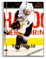 2007-08 Upper Deck #69 Andy McDonald Ducks