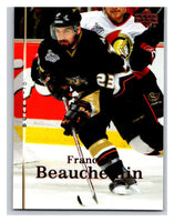 2007-08 Upper Deck #73 Francois Beauchemin Ducks