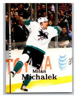2007-08 Upper Deck #76 Milan Michalek Sharks