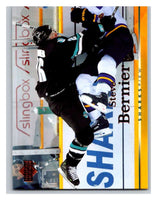 2007-08 Upper Deck #79 Steve Bernier Sharks
