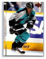 2007-08 Upper Deck #80 Mike Grier Sharks