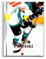 2007-08 Upper Deck #81 Joe Pavelski Sharks