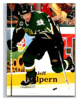 2007-08 Upper Deck #88 Jeff Halpern Stars