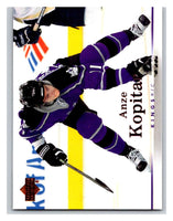 2007-08 Upper Deck #89 Anze Kopitar Kings