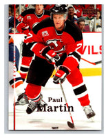 2007-08 Upper Deck #104 Paul Martin NJ Devils