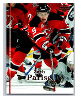 2007-08 Upper Deck #107 Zach Parise NJ Devils