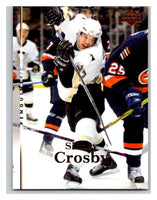2007-08 Upper Deck #108 Sidney Crosby Penguins