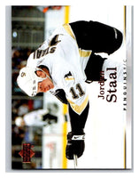 2007-08 Upper Deck #109 Jordan Staal Penguins