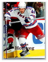 2007-08 Upper Deck #121 Ryan Hollweg NY Rangers