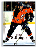 2007-08 Upper Deck #124 Mike Sillinger NY Islanders