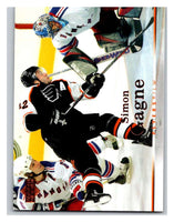 2007-08 Upper Deck #131 Simon Gagne Flyers