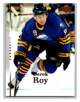 2007-08 Upper Deck #136 Derek Roy Sabres