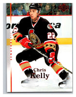 2007-08 Upper Deck #143 Chris Kelly Senators