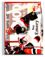 2007-08 Upper Deck #144 Ray Emery Senators