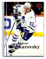 2007-08 Upper Deck #150 Alexei Ponikarovsky Maple Leafs
