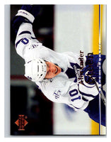 2007-08 Upper Deck #151 Alexander Steen Maple Leafs