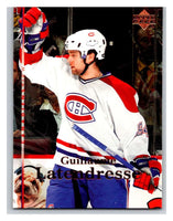 2007-08 Upper Deck #156 Guillaume Latendresse Canadiens