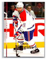 2007-08 Upper Deck #160 Chris Higgins Canadiens