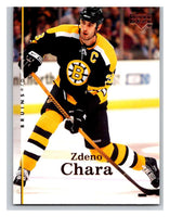 2007-08 Upper Deck #164 Zdeno Chara Bruins
