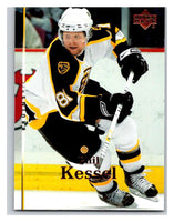 2007-08 Upper Deck #165 Phil Kessel Bruins
