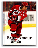 2007-08 Upper Deck #182 Rod Brind'Amour Hurricanes