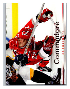 2007-08 Upper Deck #184 Mike Commodore Hurricanes