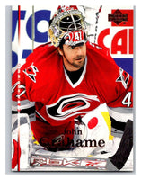 2007-08 Upper Deck #186 John Grahame Hurricanes