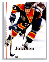 2007-08 Upper Deck #187 Olli Jokinen Panthers