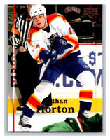 2007-08 Upper Deck #188 Nathan Horton Panthers