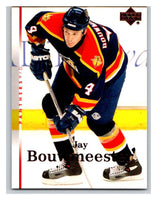 2007-08 Upper Deck #190 Jay Bouwmeester Panthers