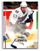 2007-08 Upper Deck #196 Mike Green Capitals