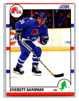 1990-91 Score #28 Everett Sanipass Mint RC Rookie