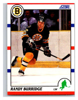 1990-91 Score #72 Randy Burridge Mint