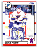 1990-91 Score #151 Curtis Joseph Mint RC Rookie