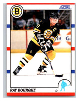 1990-91 Score #200 Ray Bourque Mint