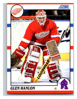 1990-91 Score #228 Glen Hanlon Mint