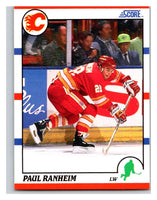 1990-91 Score #248 Paul Ranheim Mint RC Rookie