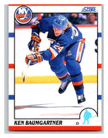 1990-91 Score #265 Ken Baumgartner Mint RC Rookie