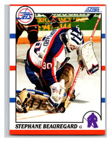 1990-91 Score #282 Stephane Beauregard Mint RC Rookie