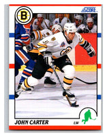 1990-91 Score #283 John Carter Mint RC Rookie