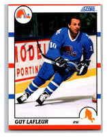1990-91 Score #290 Guy Lafleur Mint