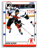 1990-91 Score #301 Keith Acton Mint