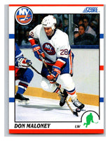 1990-91 Score #303 Don Maloney Mint