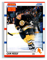 1990-91 Score #323 Cam Neely AS Mint