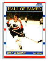 1990-91 Score #356 Bill Barber HOF Mint